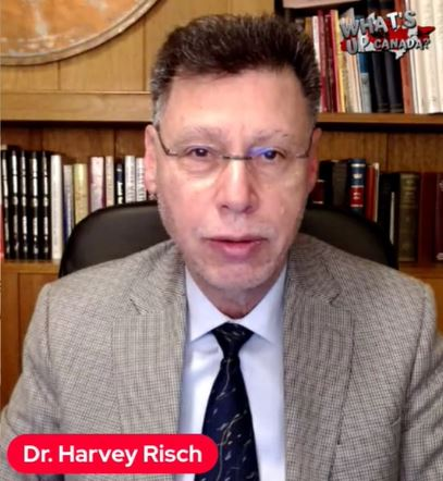 Dr Harvey Risch