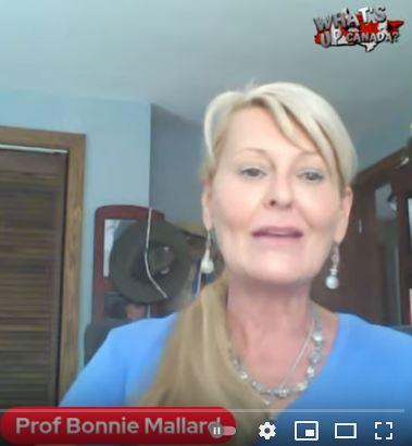 Prof Bonnie Mallard