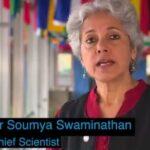 Dr Soumya Swaminathan W.H.O.