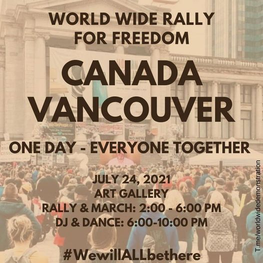 Vancouver Canada 2pm July 24 2021