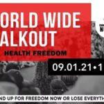 Canadian Frontline Nurses World Wide Walkout