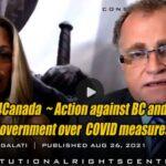 Action 4 Canada BC Lawsuit